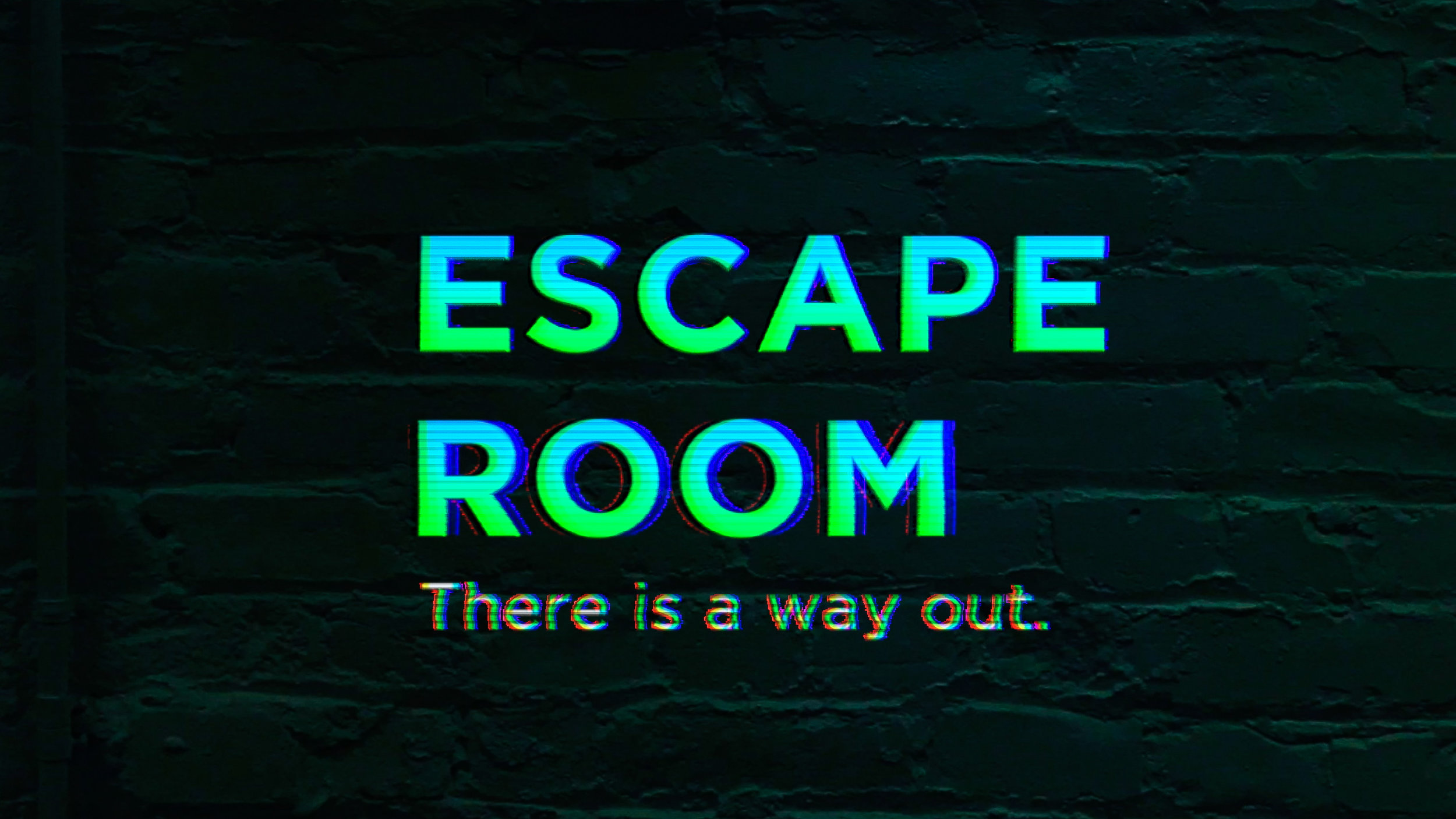 Escape Room   10/4/18 - 11/25/18
