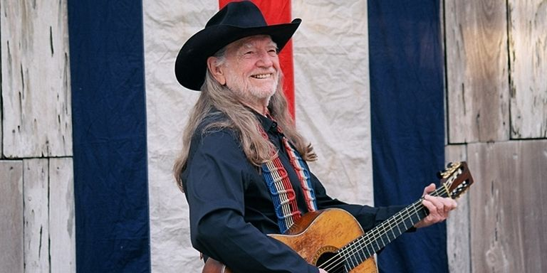 Willie Nelson Wants You to Buy His Music–And His Weed