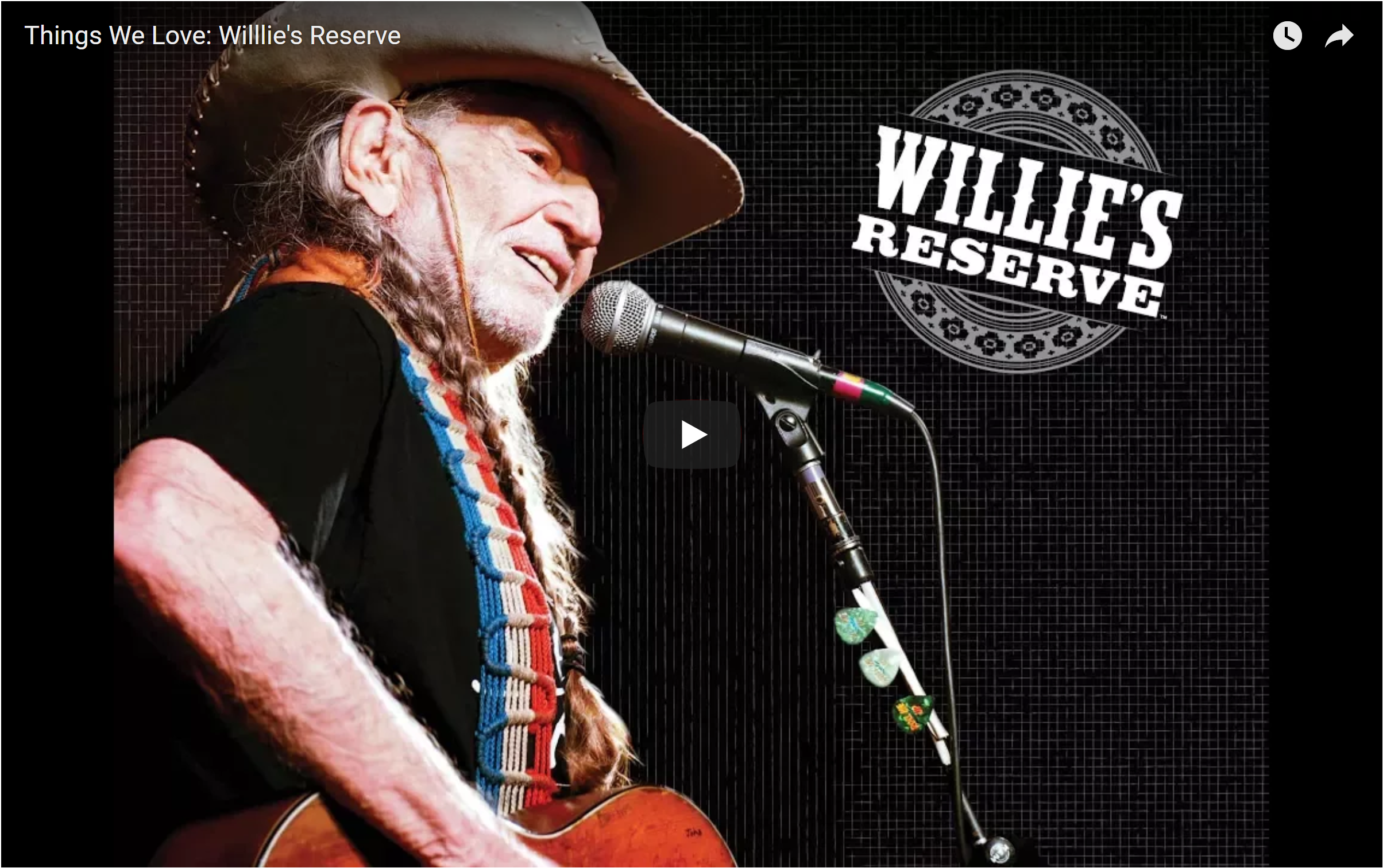 Things We Love: Willie's Reserve
