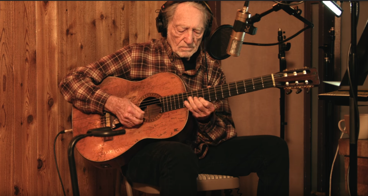 WILLIE NELSON IS 'READY TO ROAR' WITH NEW MUSIC VIDEO, NEW CANNABIS [WATCH]