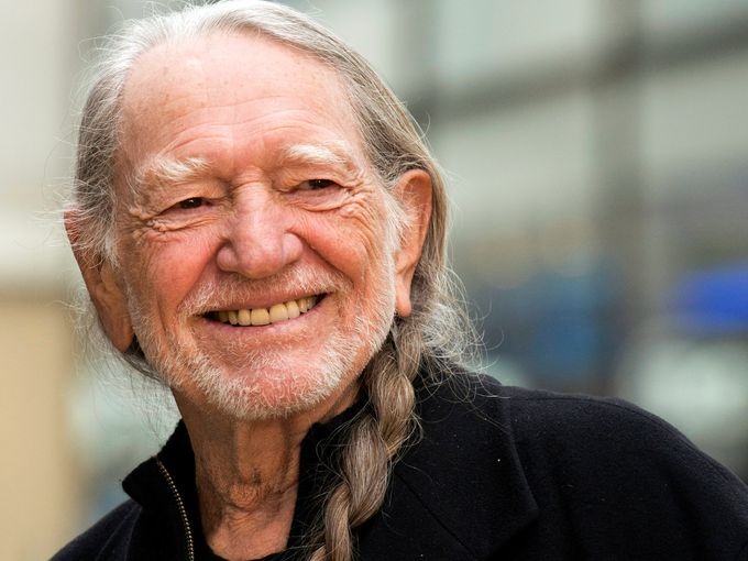 Happy 85th birthday, Willie Nelson! You're always on our minds