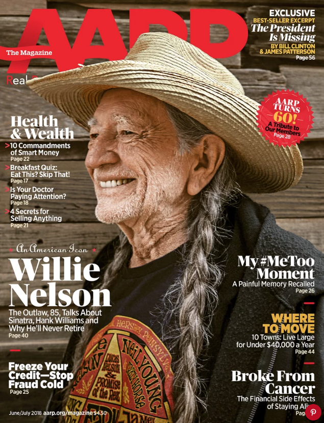 At 85, Willie Nelson Knows the Secret to a Life Well Lived