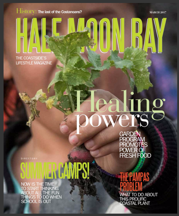 Half Moon Bay Magazine March 2017