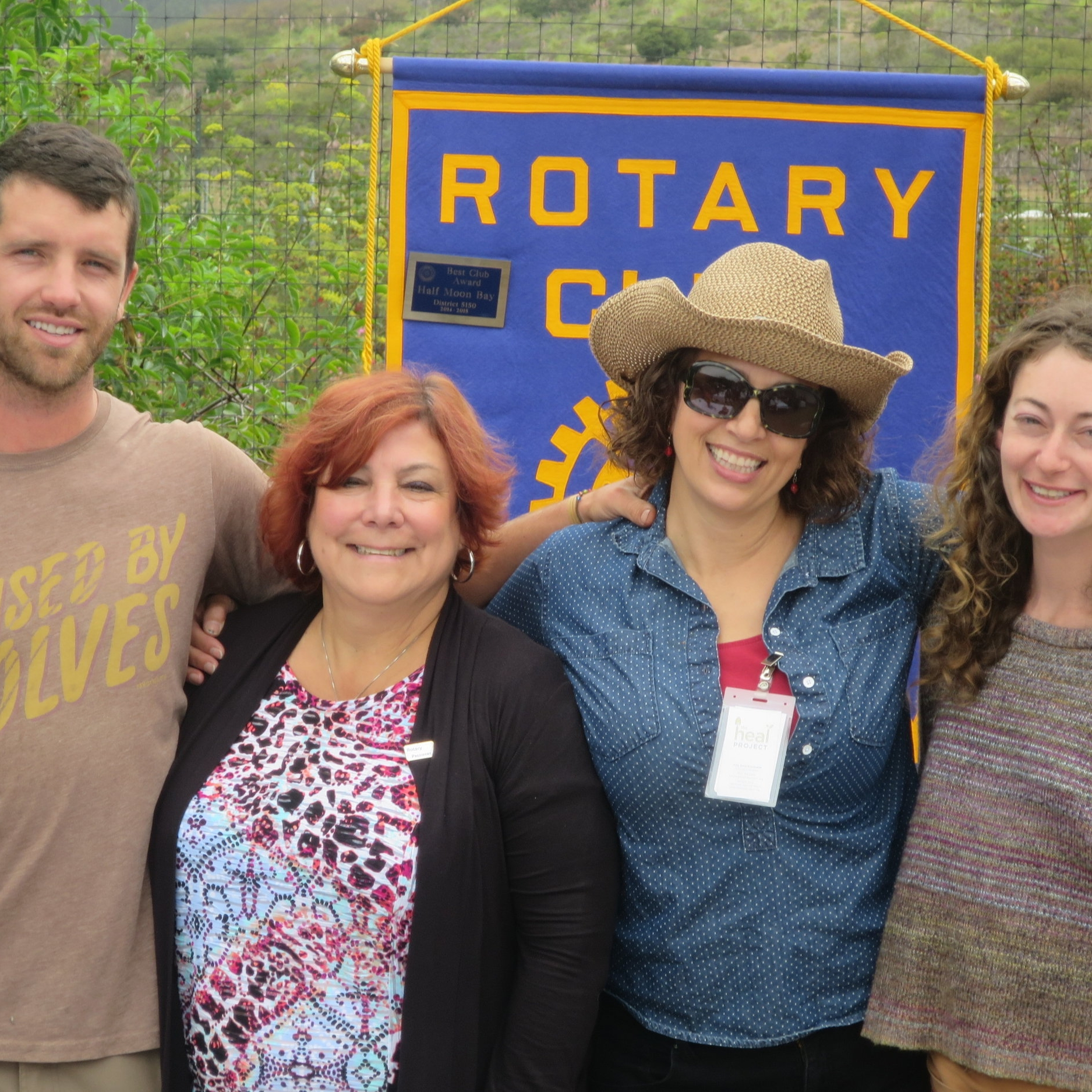Rotary Club Half Moon Bay September 2016