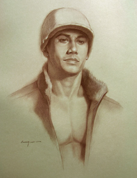 Portrait of Josh