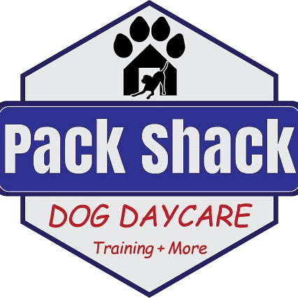 Pack Shack Dog Daycare Logo