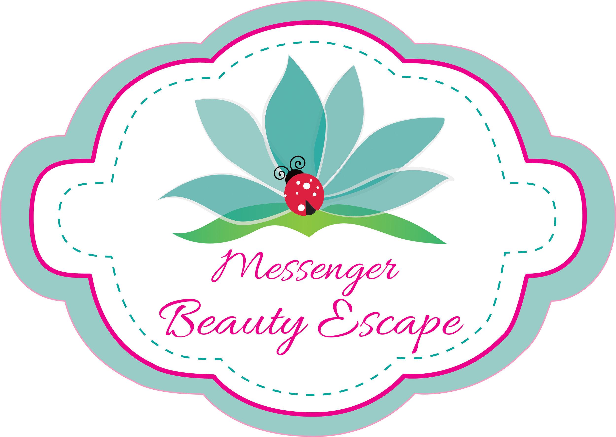 Messenger Beauty Escape Logo