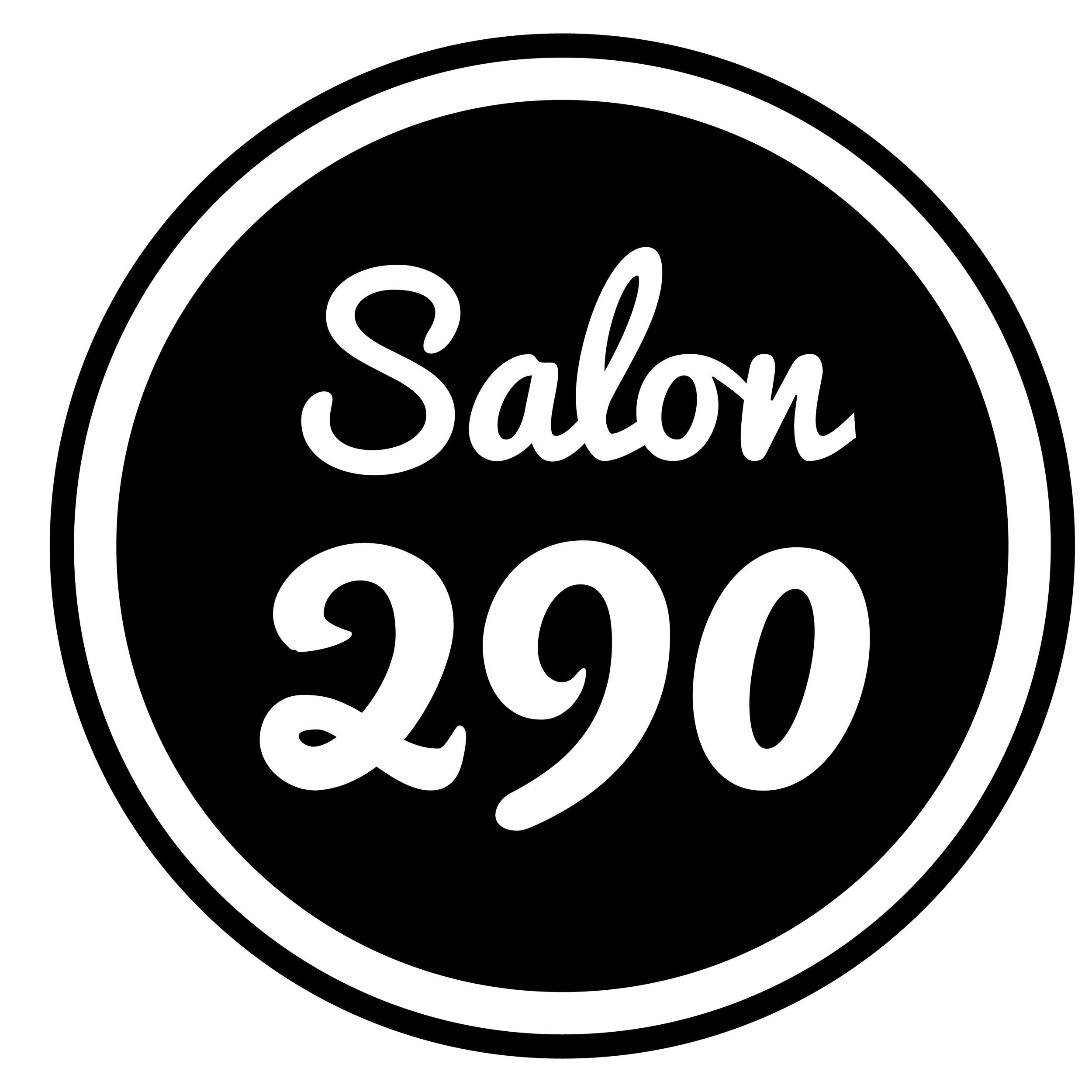 Salon 290 Logo