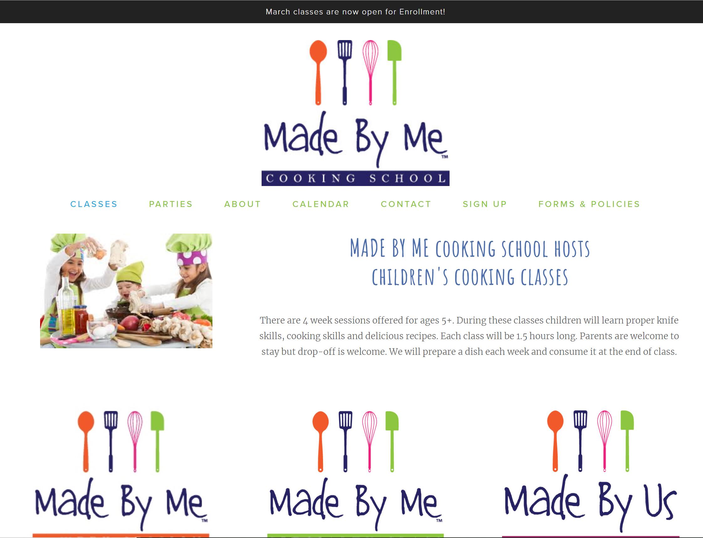 www.MadeByMeCookingSchool.com