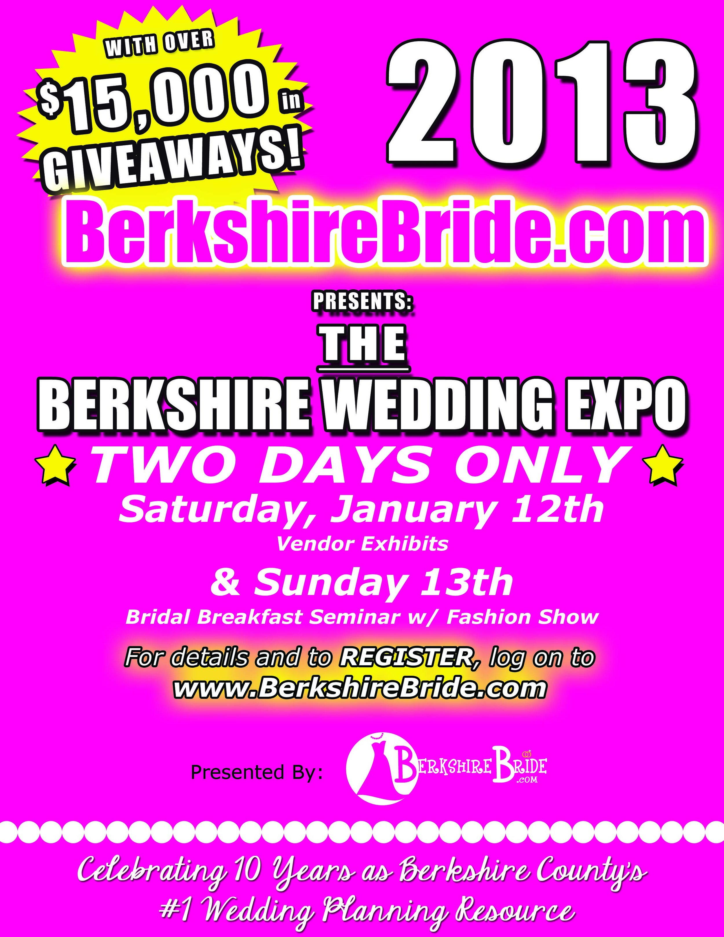 Graphic Design Berkshire Bride