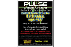 Graphic Design Pulse Entertainment