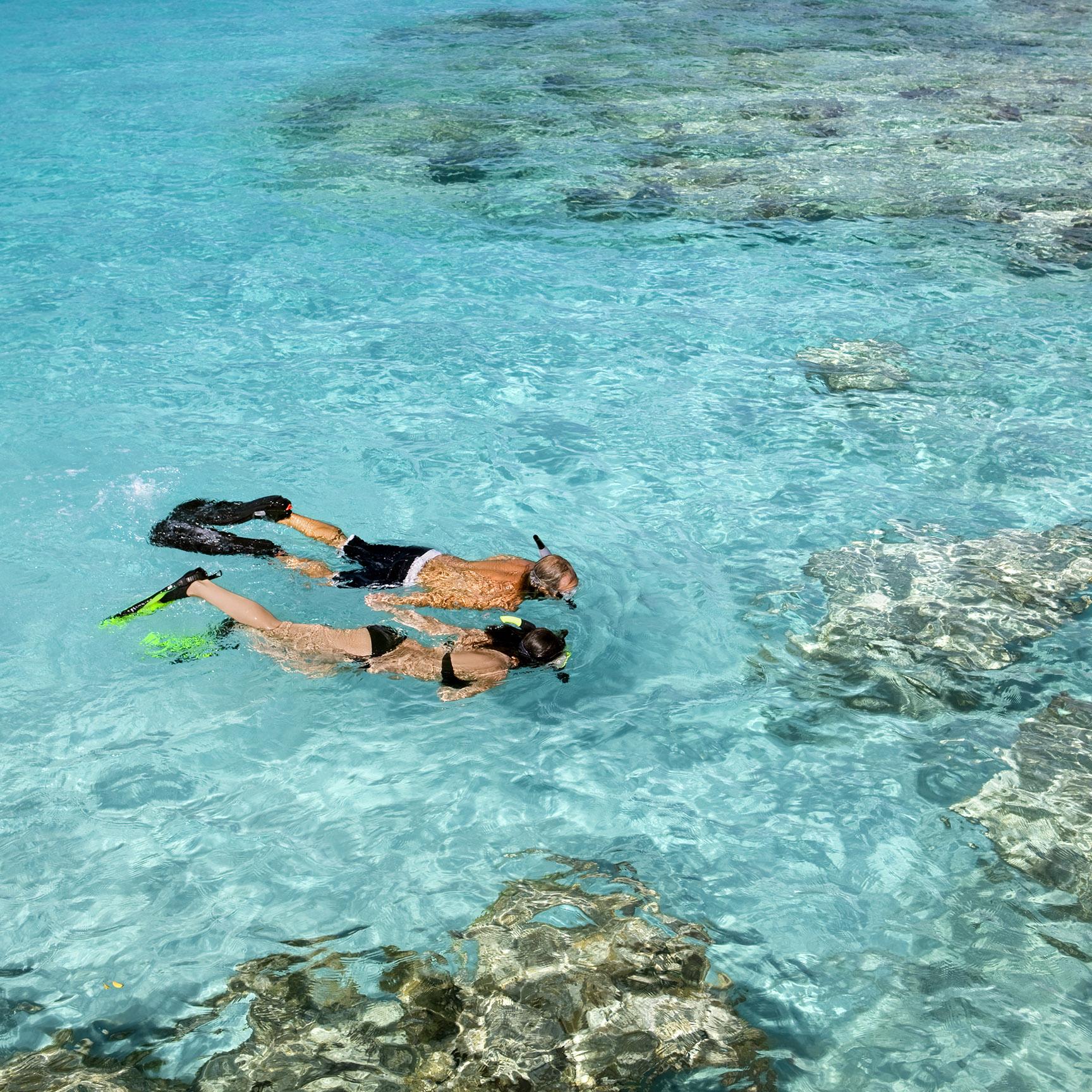 © Te Mana Travels — Snorkeling