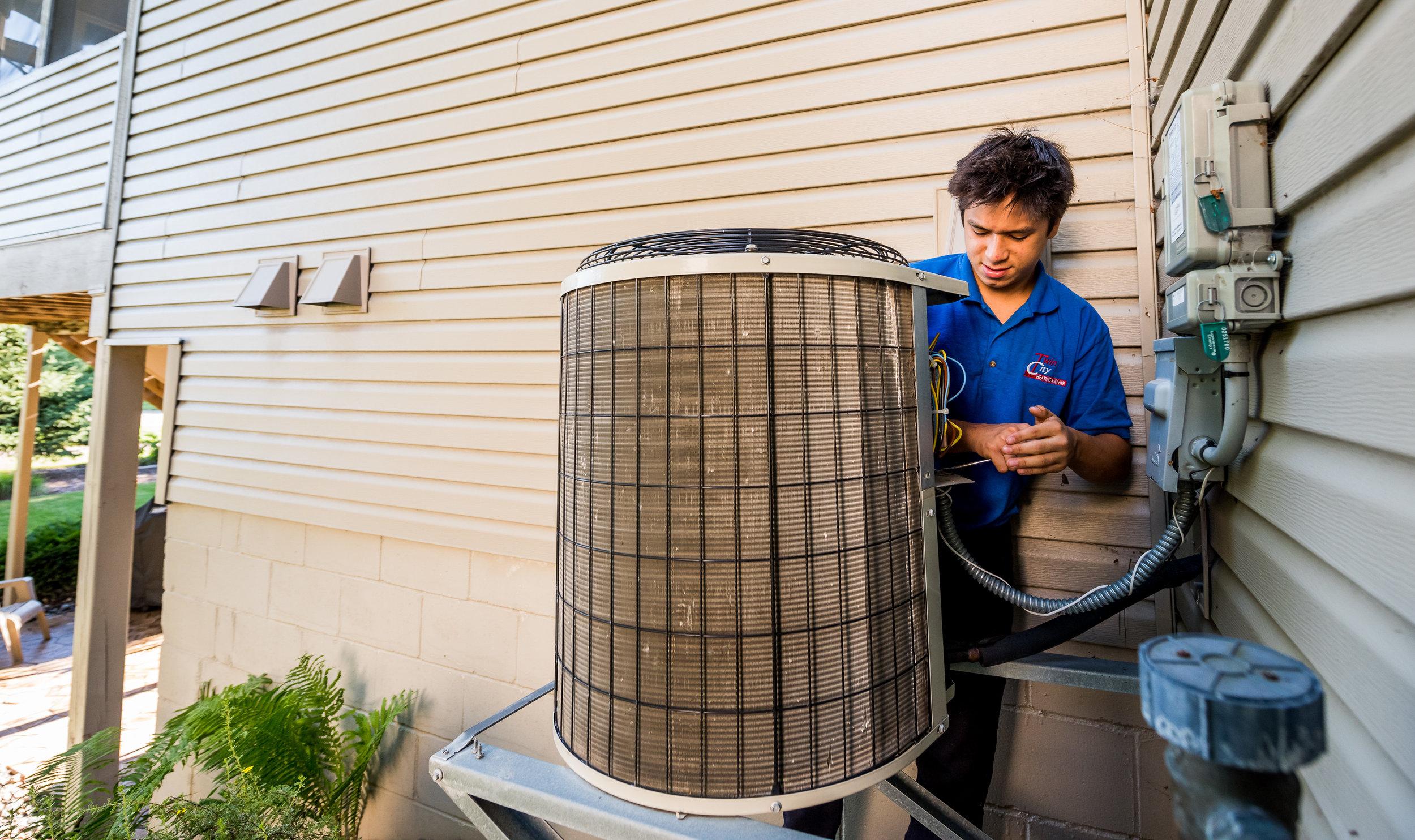 Air Conditioner Repair Minneapolis