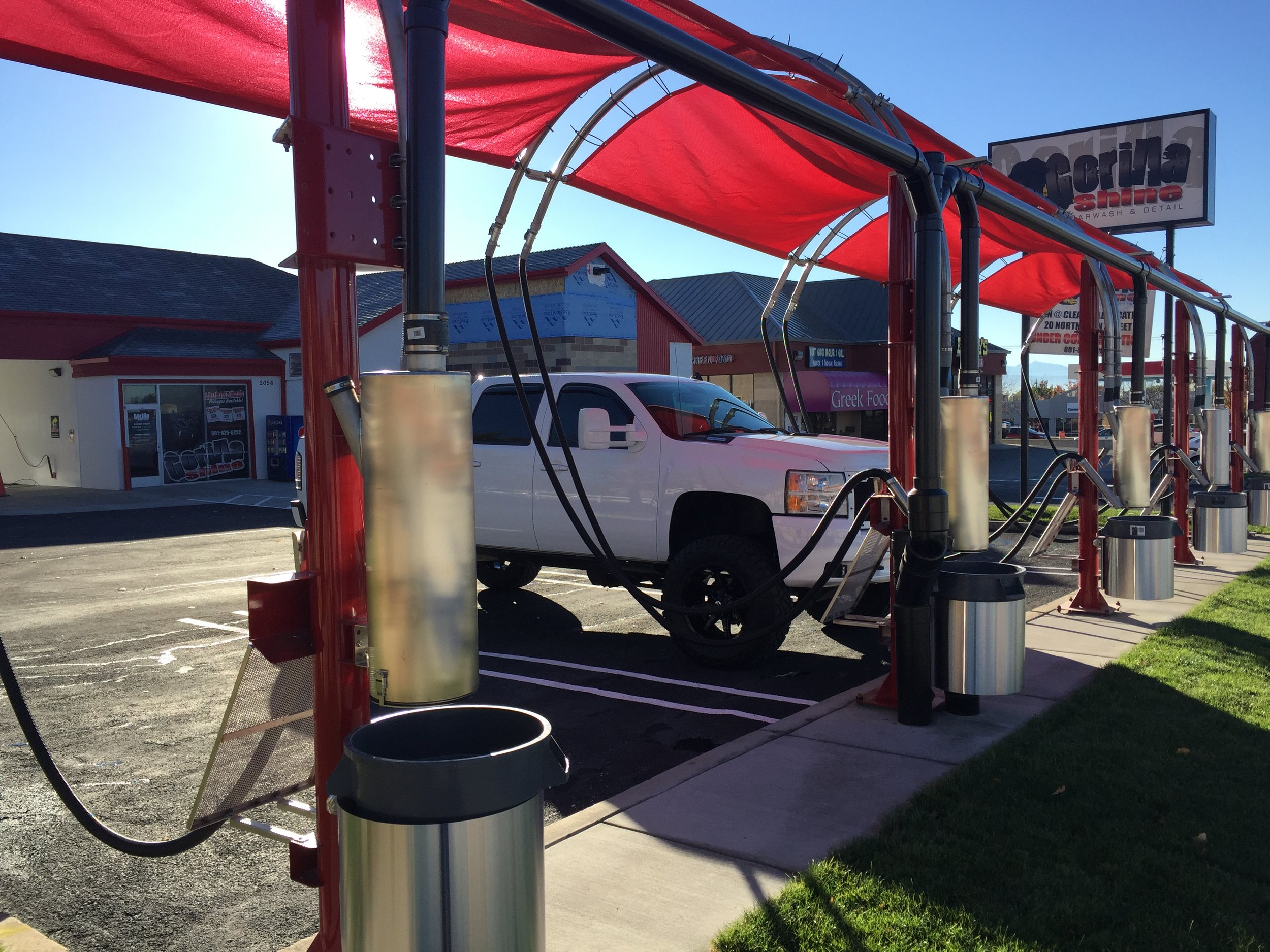 Gorilla Shine Auto Detailing Automatic Car Wash In Layton Ut