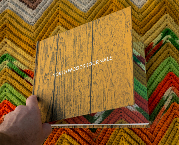 Northwoods Journals  book $50.00