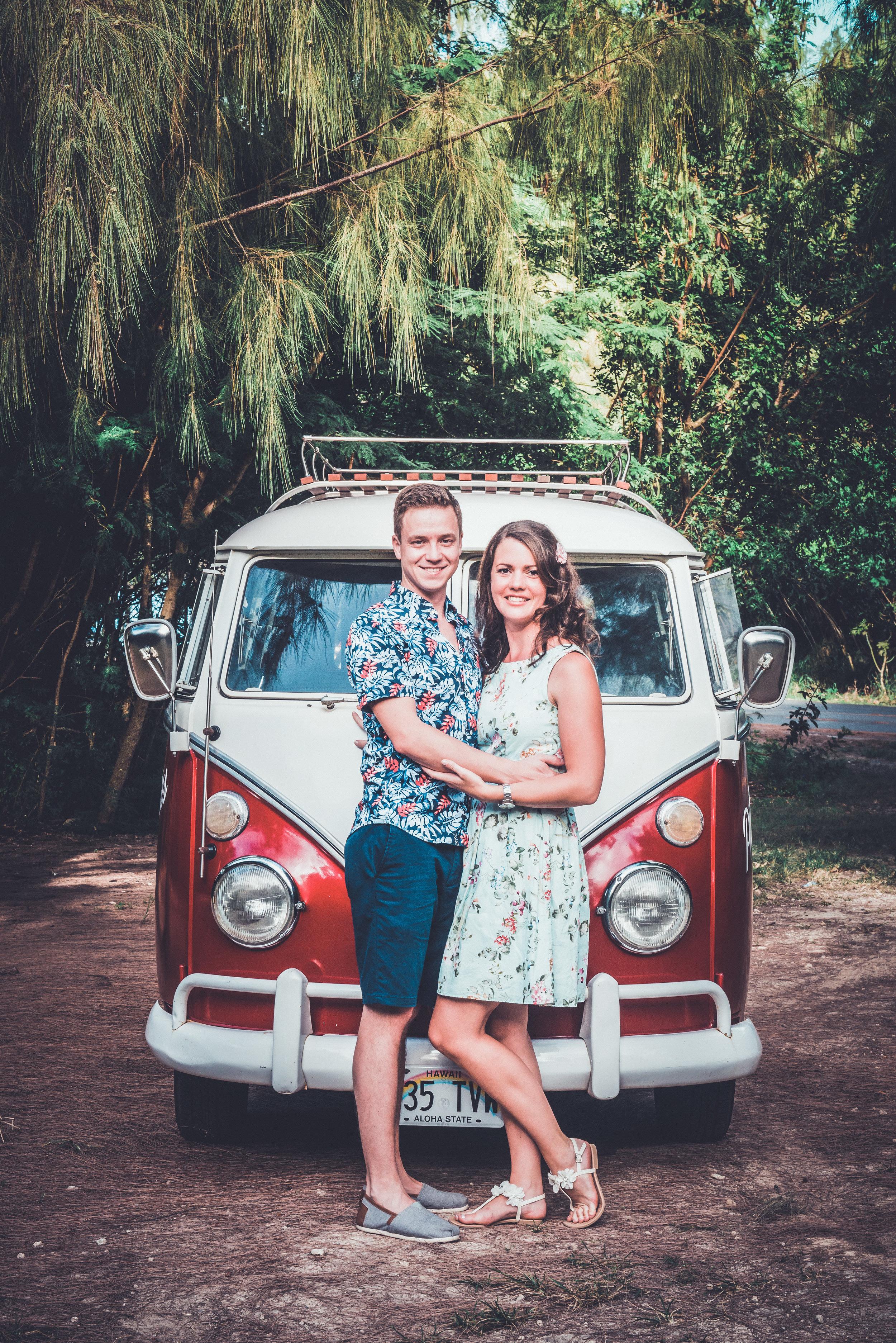 The Photo Bus Oahu