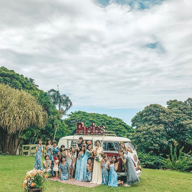 #TeamBride 💓 @kualoa_ranch