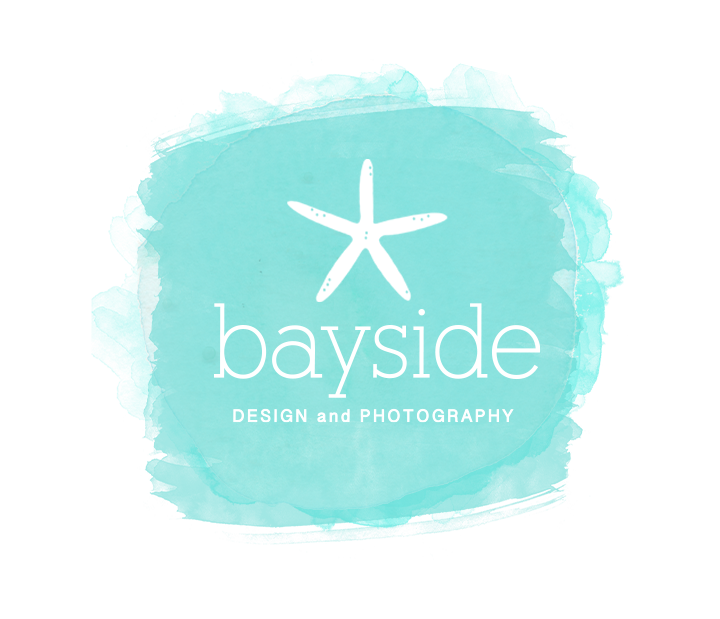 bayside design and photography logo