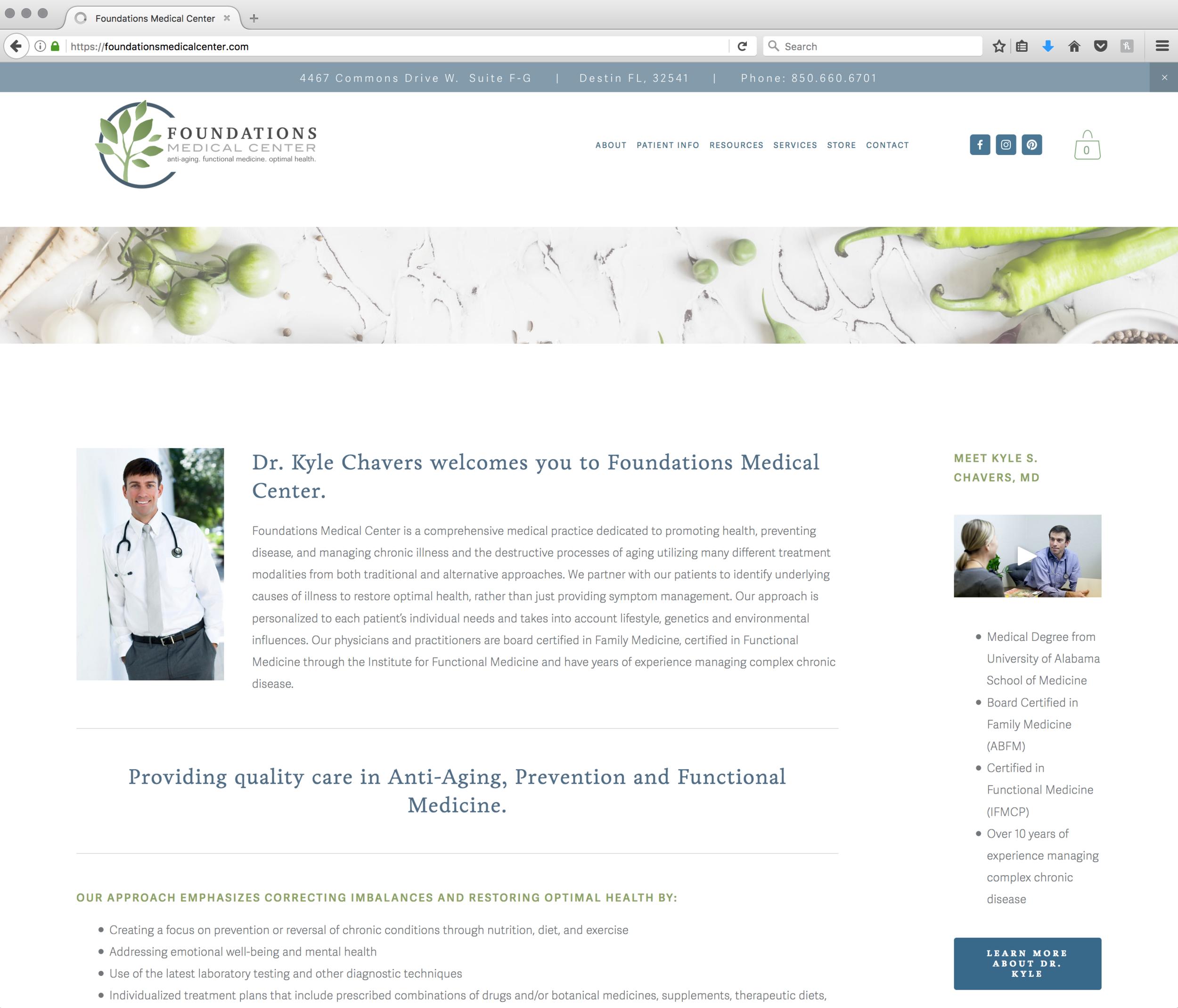 Foundations Medical Center