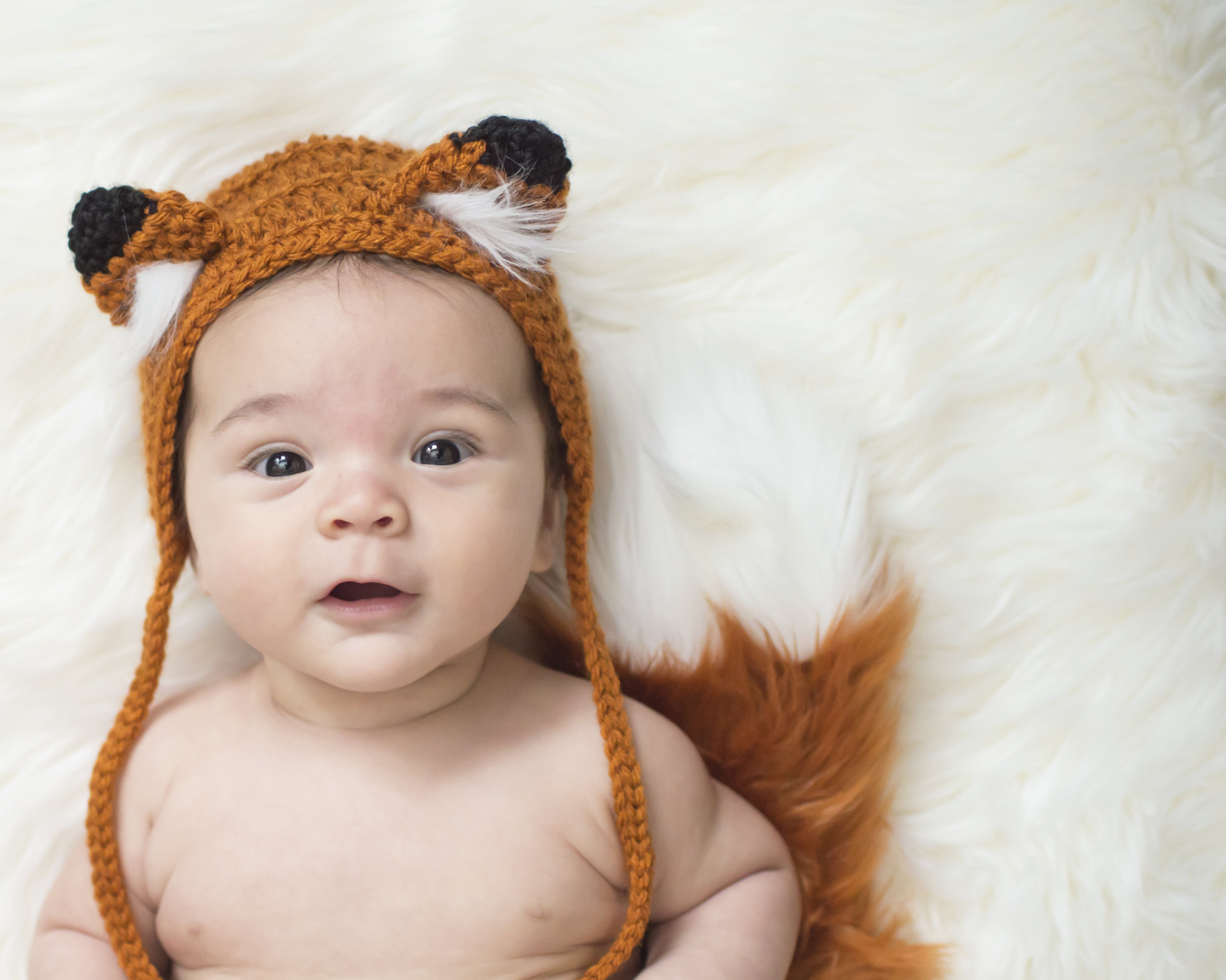 Newborn Photo Boy