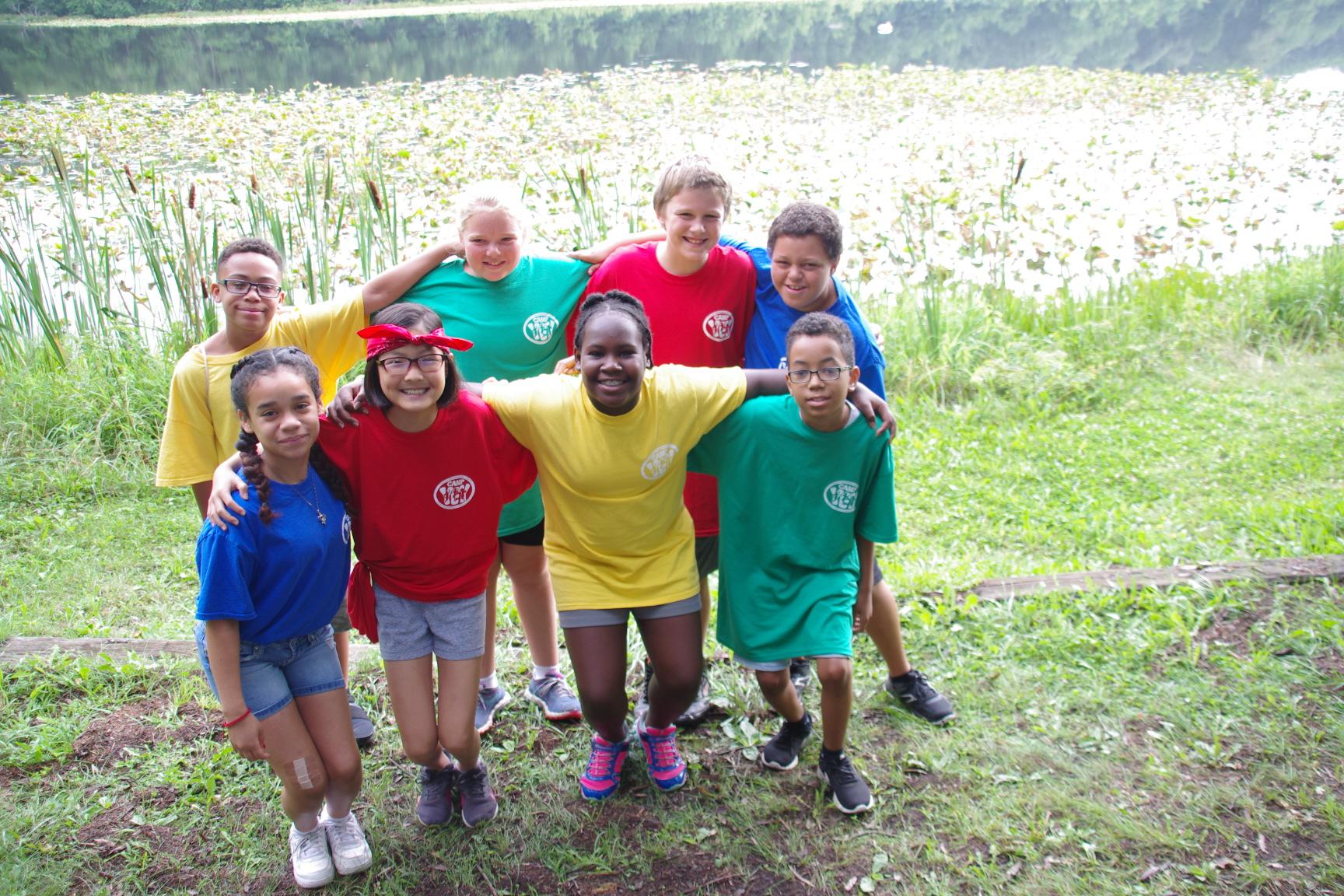 We love  Camp YEY!