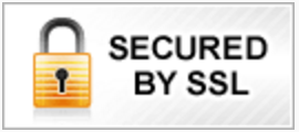 This website is secured & encrypted using an SSL Certificate. Your information is safe with us!