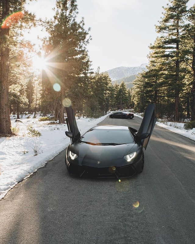 Aventador is for sale! Send us or @drpetril a DM for more info. 2013 Aventador, Nero Nemesis, 5800 miles, lowered, exhaust. www.activfilms.tv   #stayactiv  #lamborghini #aventador #lp700 #forsale
