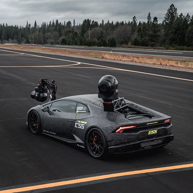 Cinegear roll call! Who's going? @thehuracam will be at the @gyrostabilizedsystems booth, come by and say hi!  #cinegear #lamborghini #gss #vfengineering #huracam 📷 @kevthephotographer