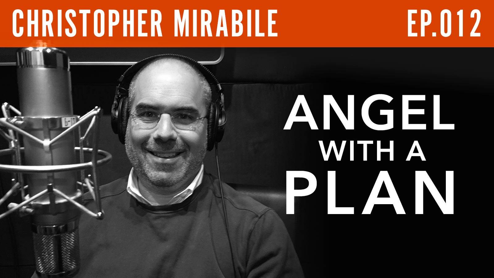 Christopher Mirabile  Angel With a Plan
