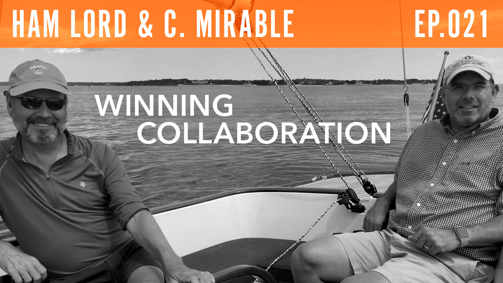 Ham Lord & Christopher Mirable  Winning Collaboration