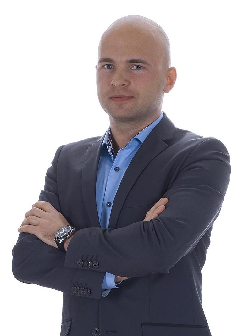 Tomasz Dziwiński, Co-Founder of Medical Simulation Technologies