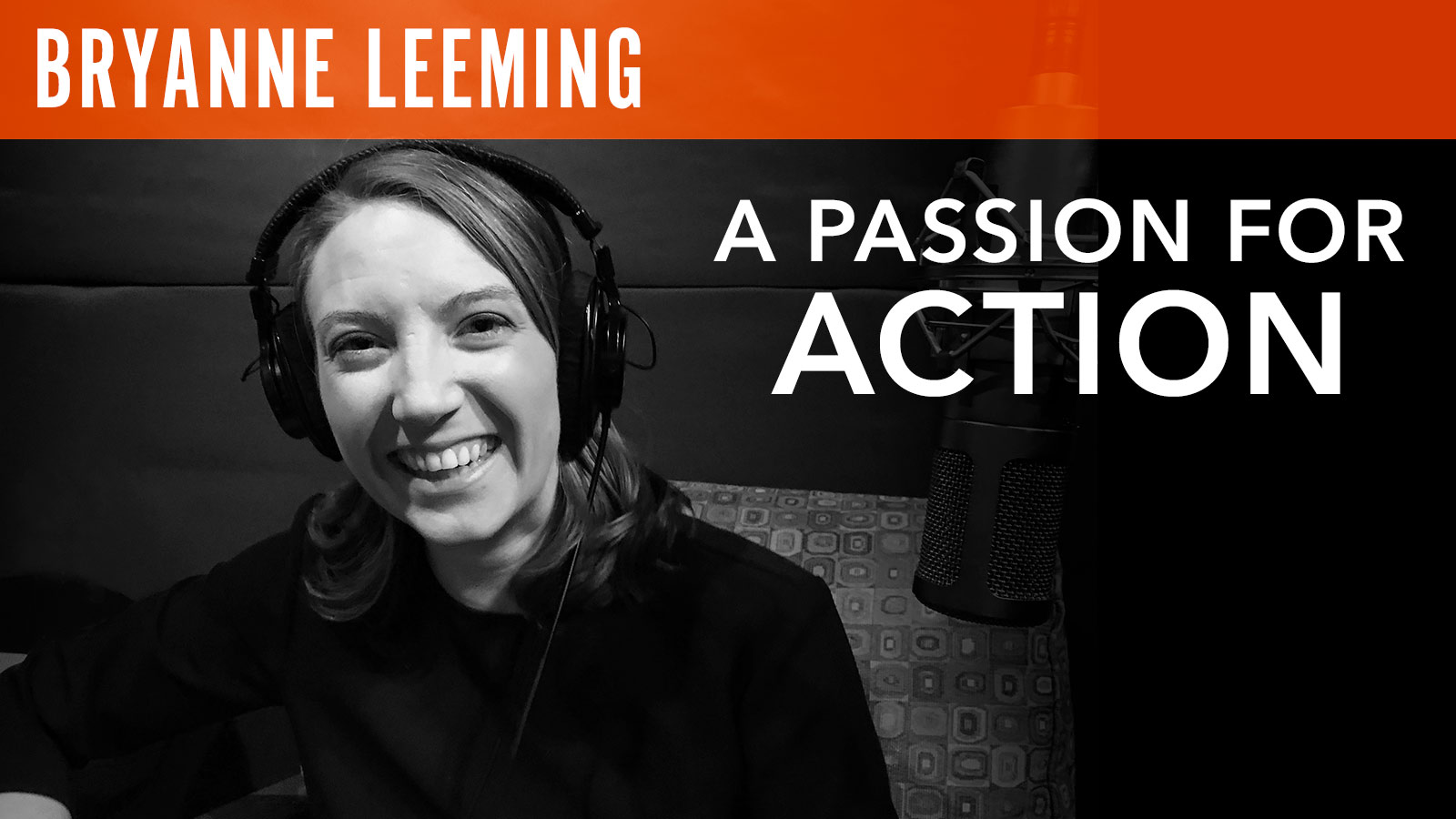 Bryanne Leeming  A Passion for Action