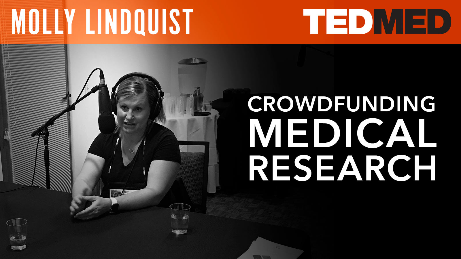 Molly Lindquist  Crowdfunding Medical Research