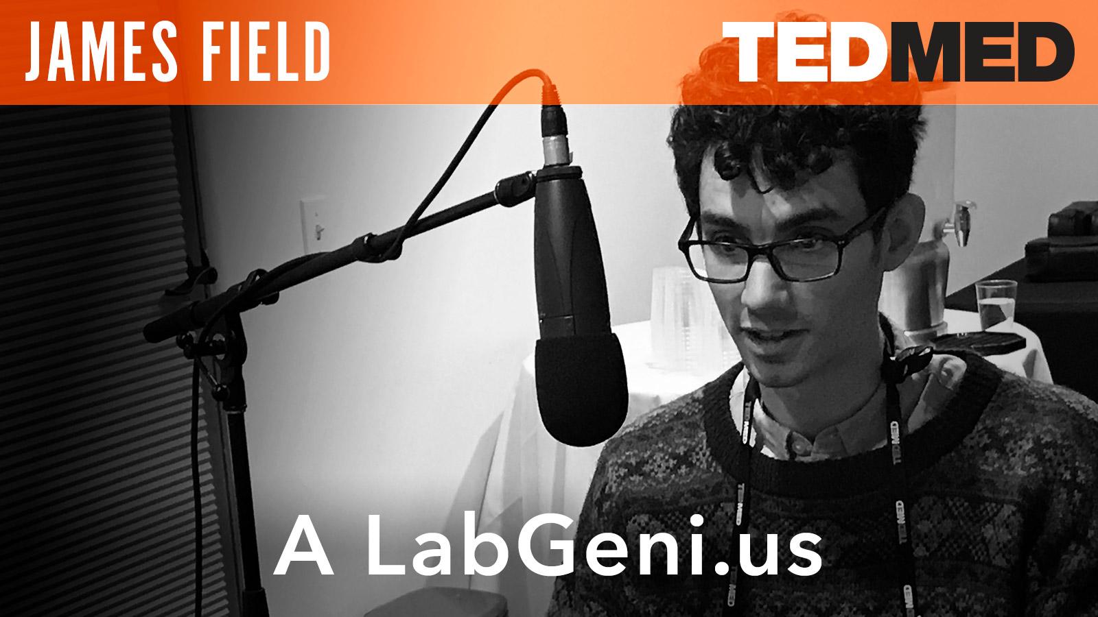 James Field  A LabGeni.us