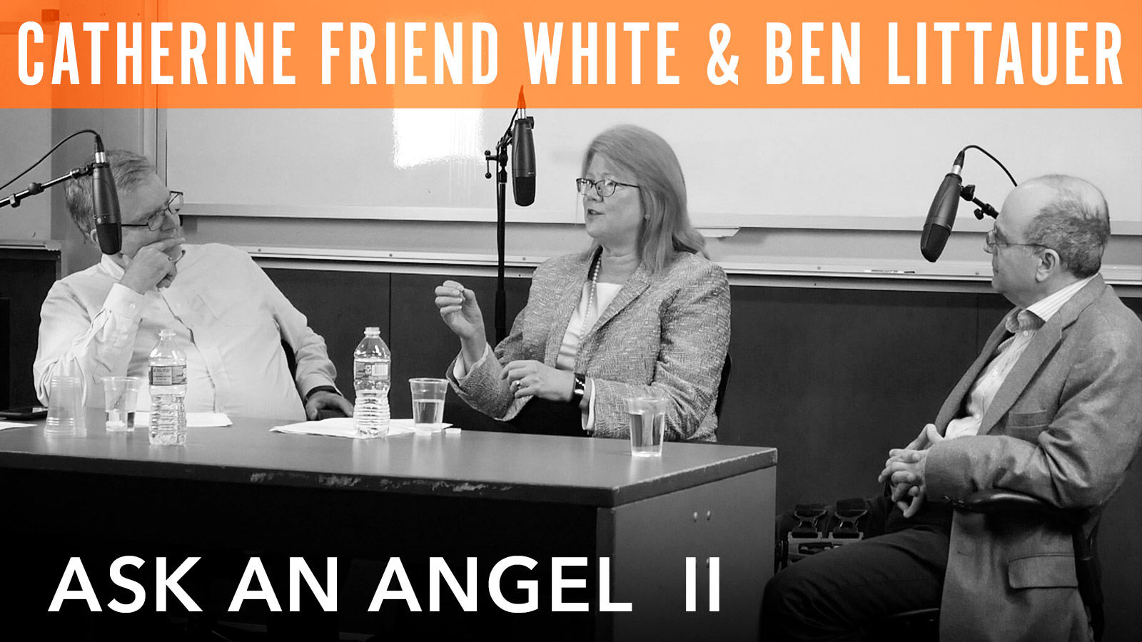 Catherine Friend White & Ben Littauer  Ask an Angel II