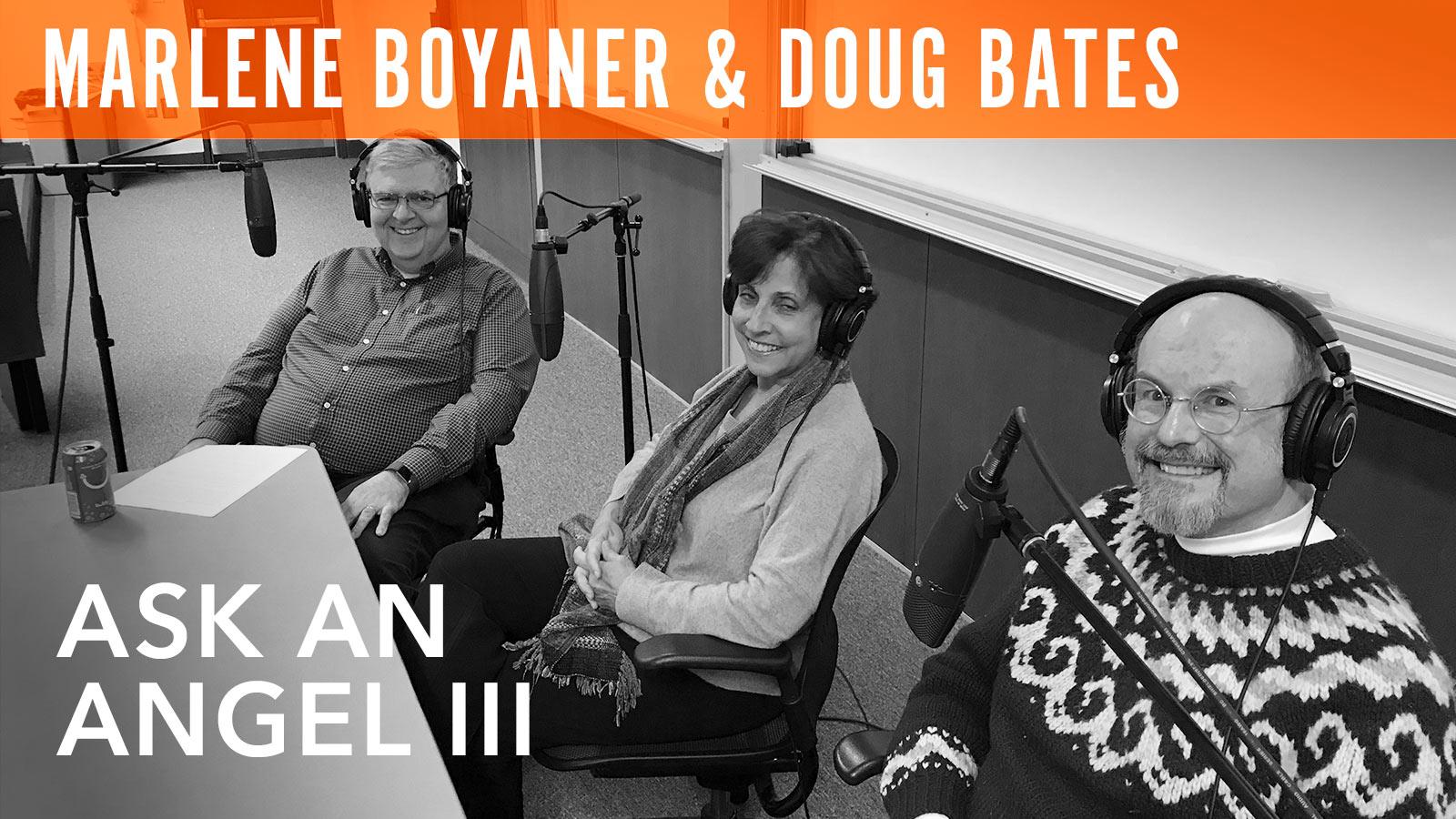 Marlene Boyaner & Doug Bates  Ask an Angel III