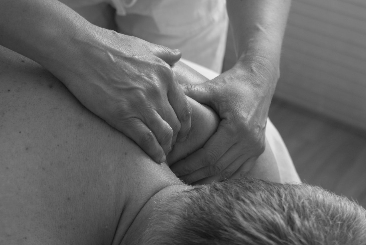 SWEDISH MASSAGE - A western modality massage, wherein oils are massaged into the body to penetrate muscle fibers and promote a feeling of well-being for the body, mind, and spirit. Using light to medium pressure, this type of massage promotes circulation and lymph movement. Great for stress-related conditions and chronic pain.