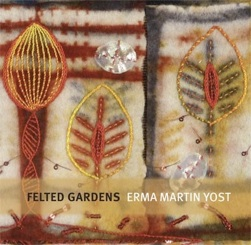 FElted Gardens exhibition catalog