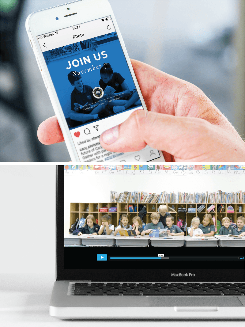 SOCIAL MEDIA CAMPAIGN, VISION CAMPAIGN, CAMPAIGN VIDEO