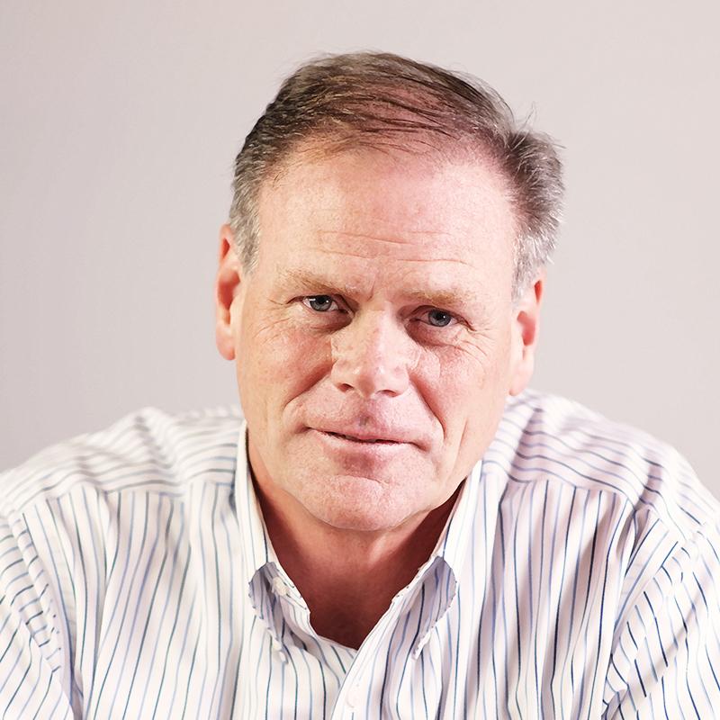 Kumveka Board Member Randy Holmes
