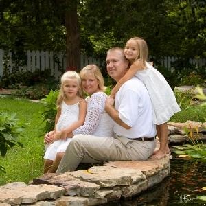 The Steve Corbin family.