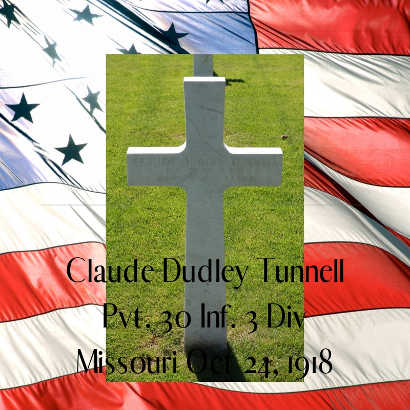 Claude Dudley Tunnell grave.jpg