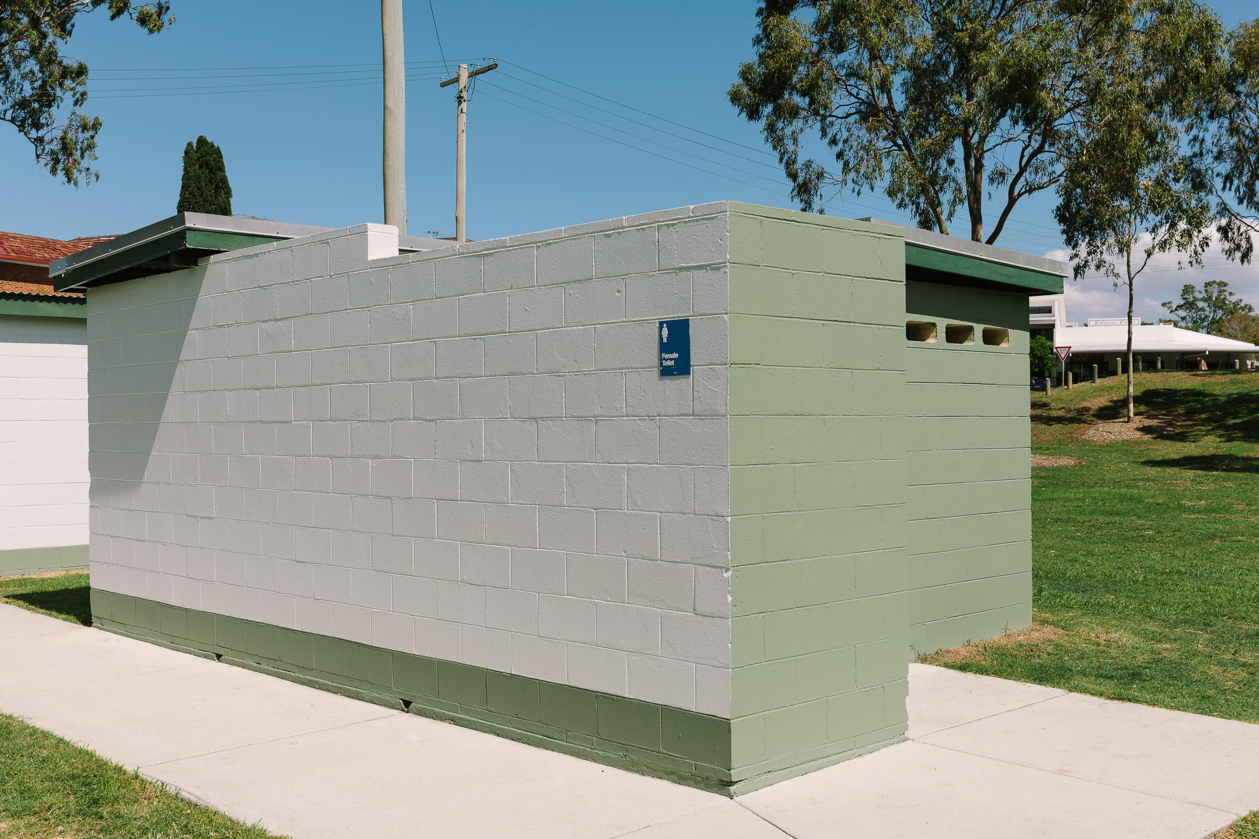 Beth Boyd Park Toilet Facilities