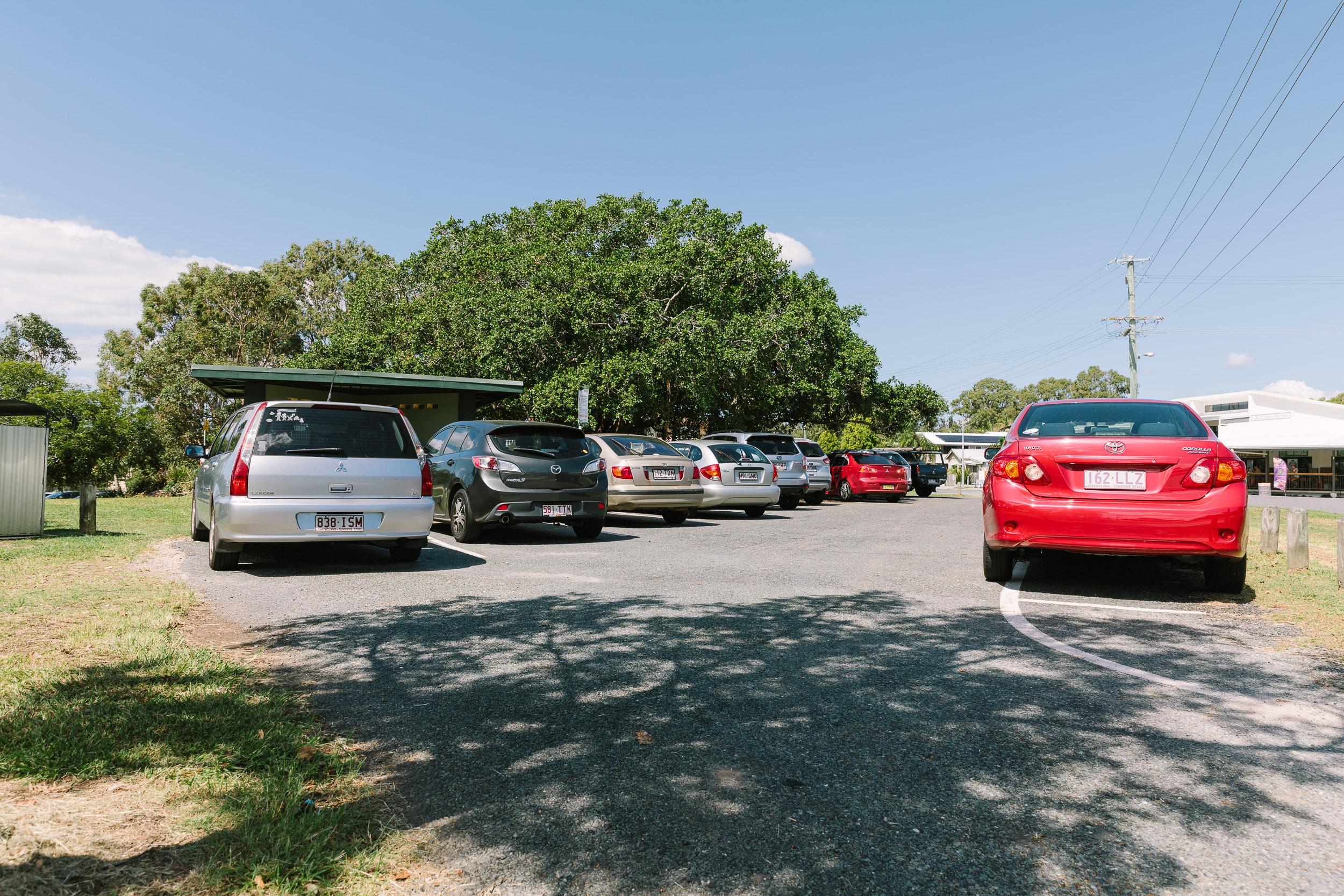 Beth Boyd Park Parking