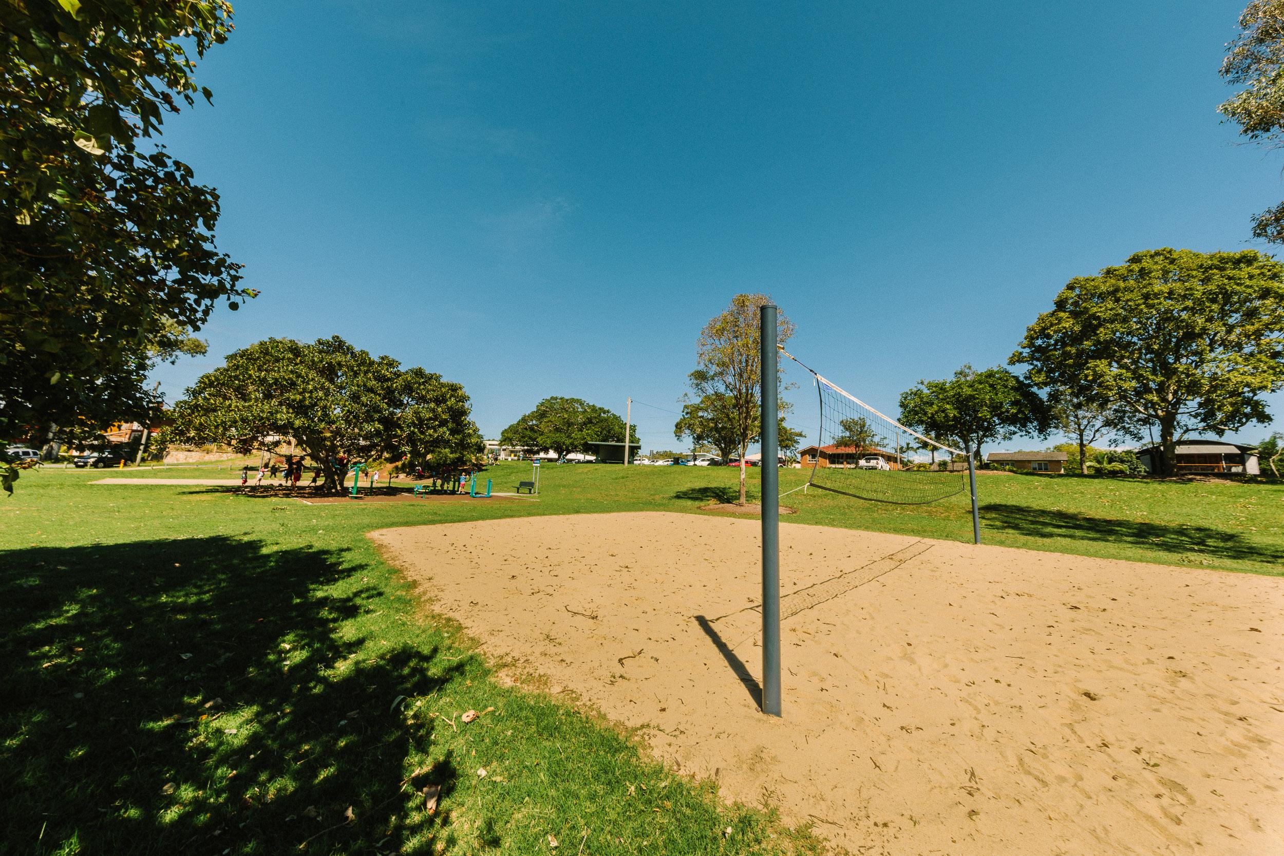 Beth Boyd Park Volleyball Court