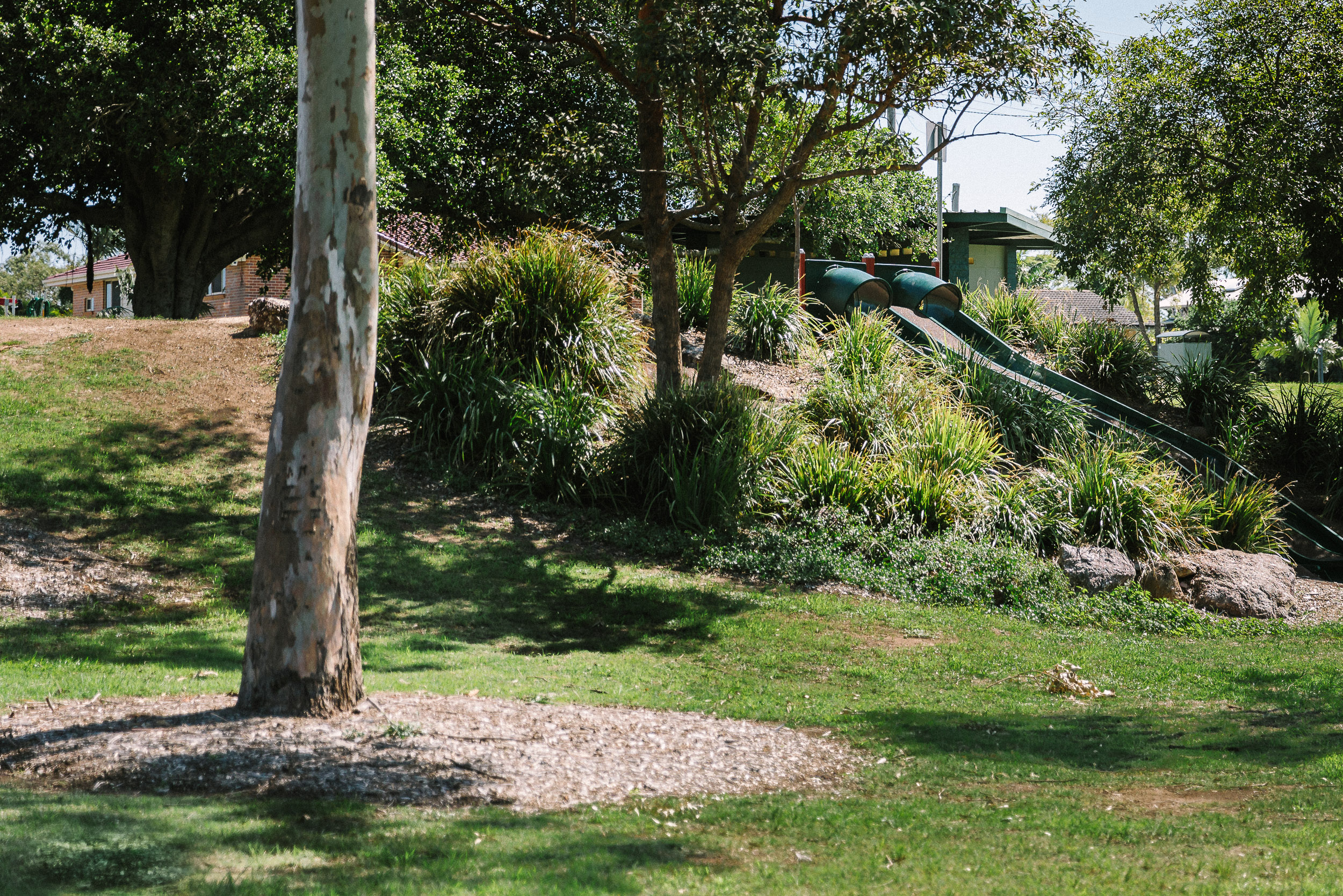 Beth Boyd Park Super Slide