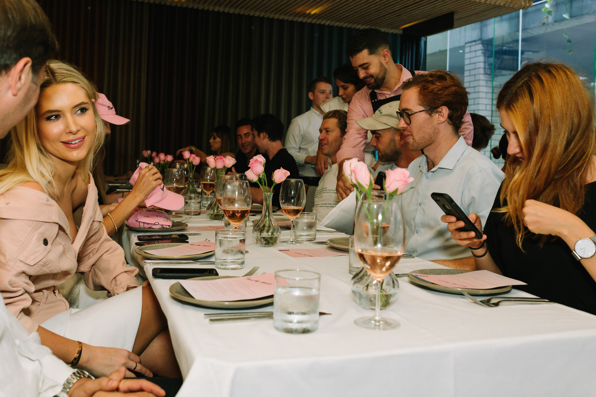 Gerards Bistro Fortitude Valley Pour Les Amour 2018 Launch