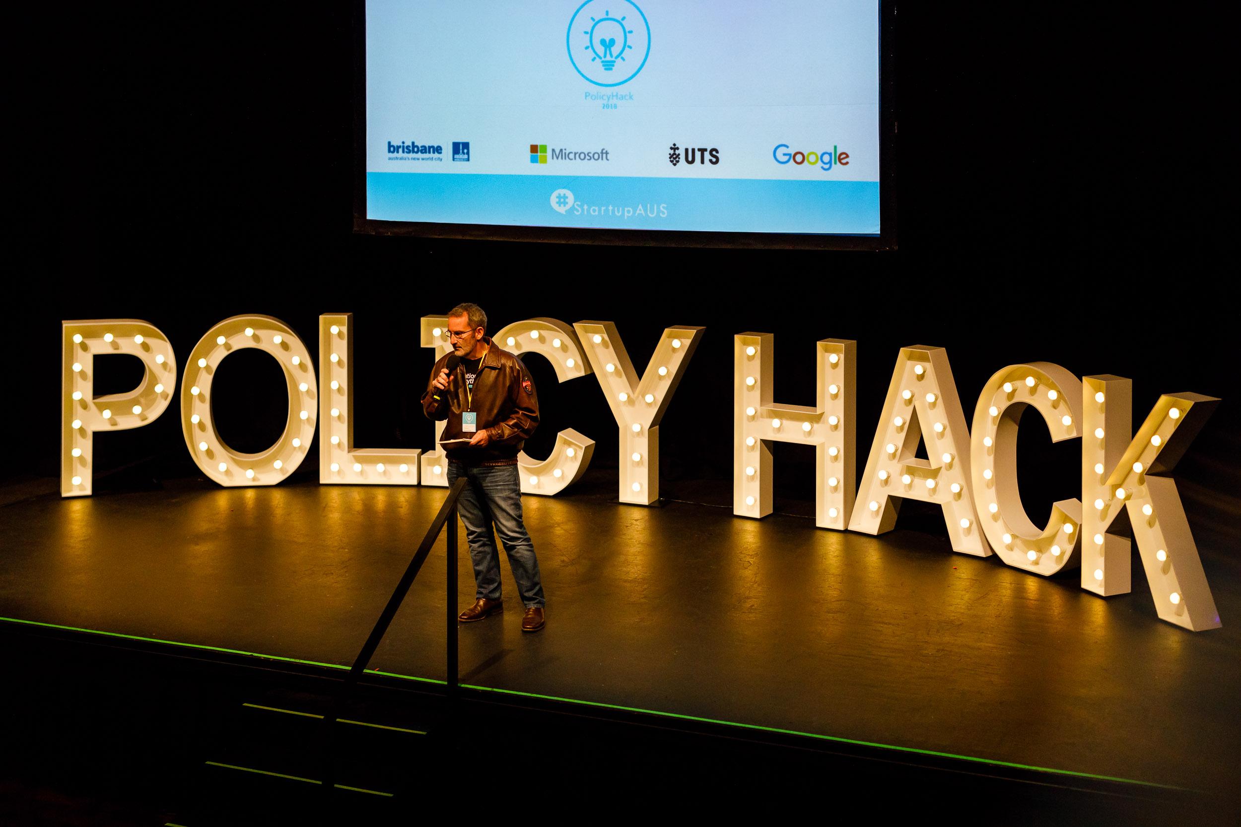 StartupAus Policy Hack 2018