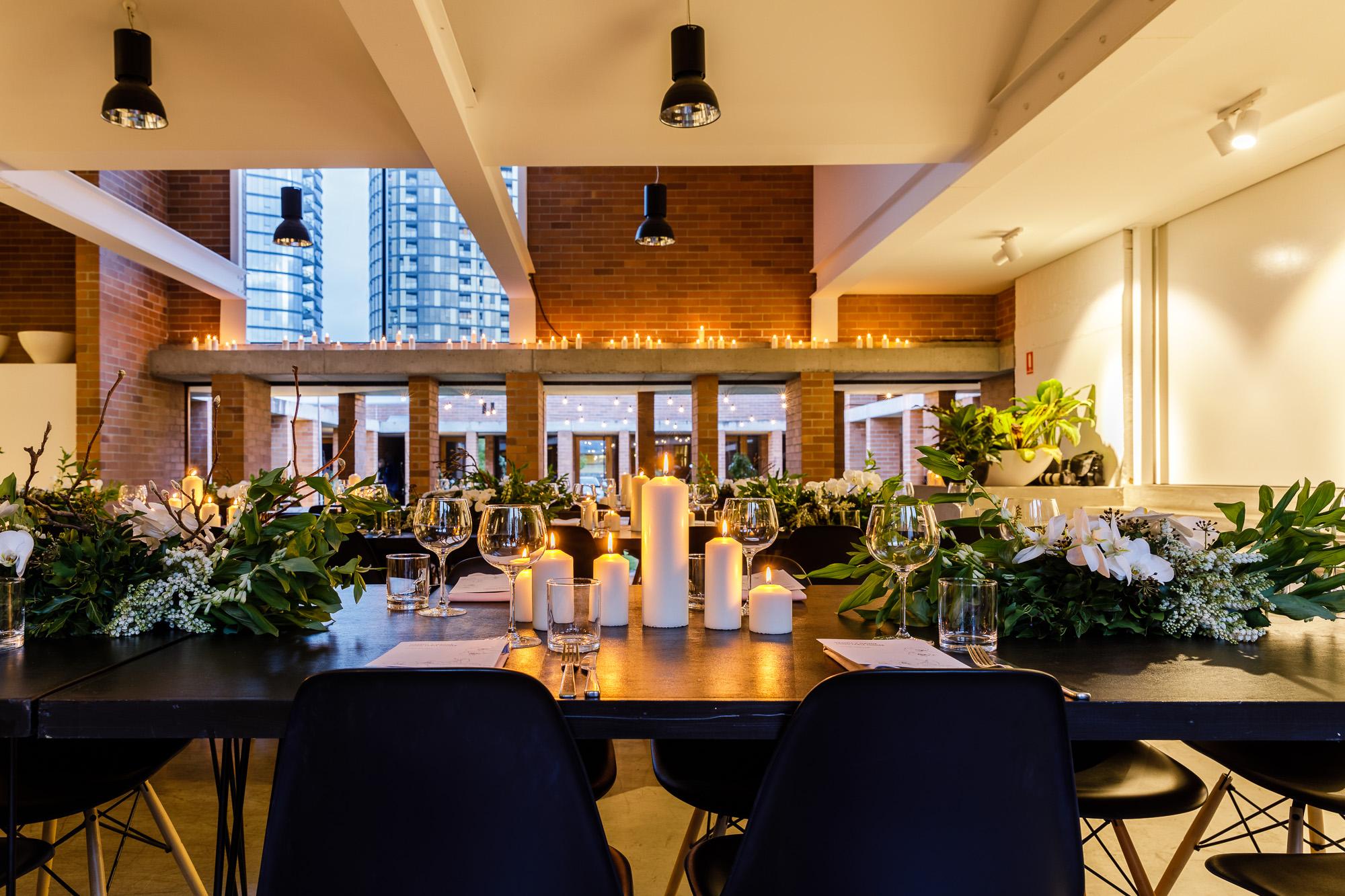 Hassell + Gauge Restaurant Long Table Dinner