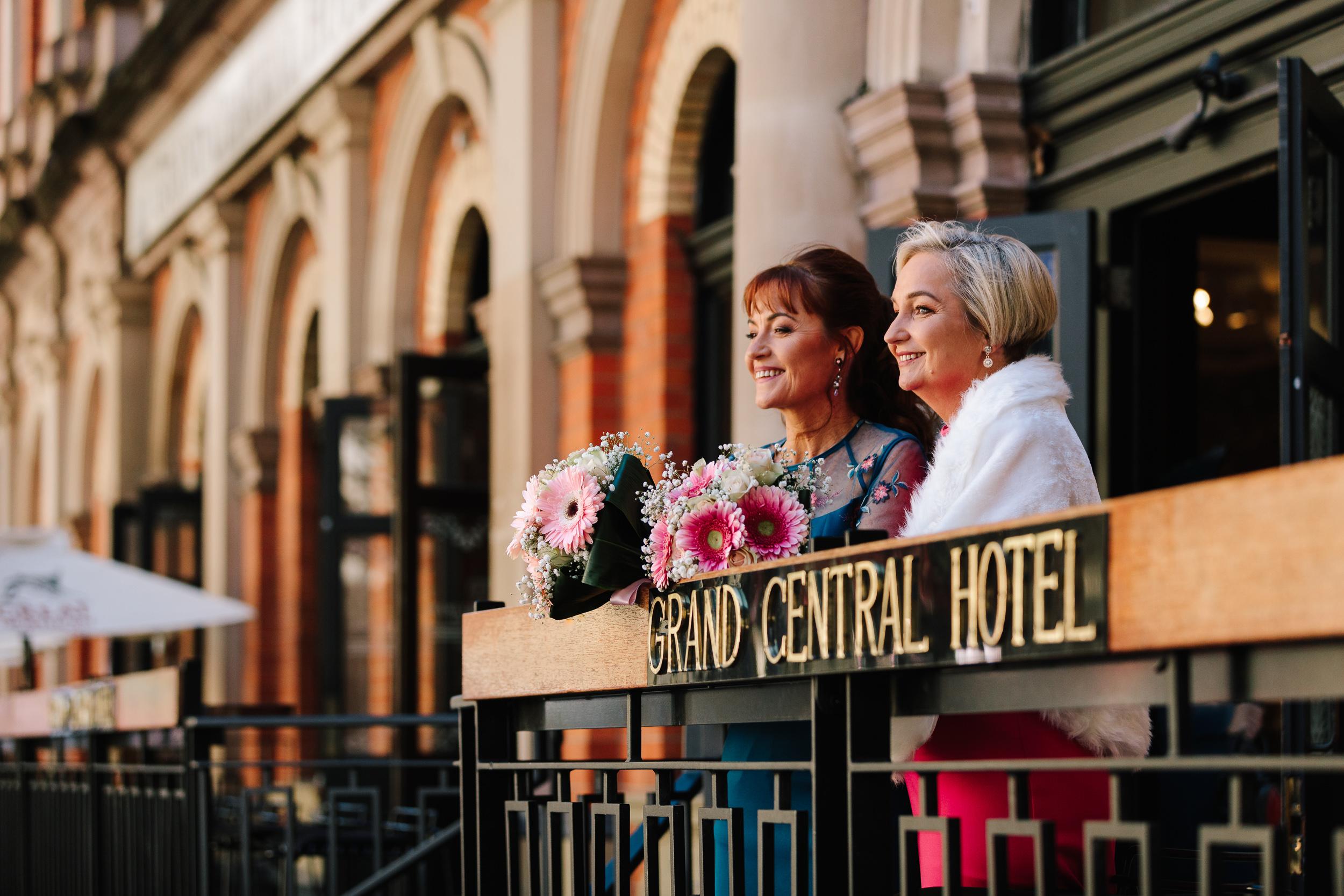 Grand Central Hotel Ann Street Near Anzac Square. Photo by Chris Jack.
